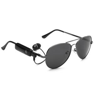 Óculos inteligentes sem fio Bluetooth óculos de sol esportes fones de ouvido MP3 player Bluetooth fone de ouvido sem fio Bluetooth óculos HD lentes