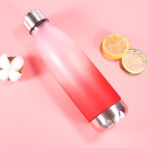 الرجال والنساء بلوري زجاجات المياه مانعة للتسرب كوب الأزياء القدح مقاومة للحرارة شعبية ذات جودة عالية 8yra J1