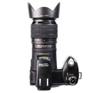 2020 Hot POLO fotocamera digitale HD1080P 33MP 24x zoom ottico autofocus professionale fotocamera reflex digitale Videocamera + 3 D7300 Lens