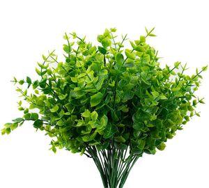 Artificielle Boxwood Potences Verdure Plantes en extérieur Plantes artificielles Faux résistant pour Ferme jardin mariage Pati DHB306