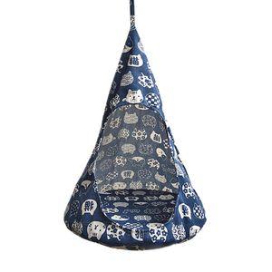 Chat bed tente tente hamac suspendu forme de la tente de cône respirant chat maison chat maison tente éponge suspendue cage couverture fournitures d'animaux de compagnie