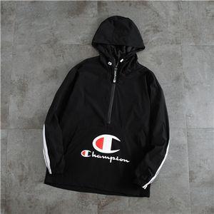 2020 nouvelles femmes Hommes Automne Printemps Designerjackets coupe-vent Manteau Zipper Casual Brandjackets survêtement de veste de Active Running