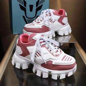 Primera marca hombre clásico del cuero auténtico Arena zapatos planos de moda de lujo zapatillas de deporte del top del alto ata para arriba los zapatos de las zapatillas de deporte al aire libre L30