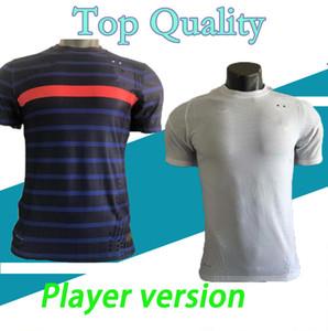 플레이어 버전 20 (21) 프랑스 홈 축구 유니폼 대표팀 PAVARD VARANE 프랑스어 2020 2021 망 축구 유니폼 셔츠 Camiseta 드 푸 웃