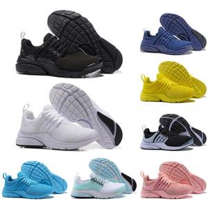 С носками горячие продажи PRESTO BR QS желтый черный белый синий фиолетовый Мужчины Женщины кроссовки Presto Ultra бег трусцой кроссовки для ходьбы спортивные кроссовки