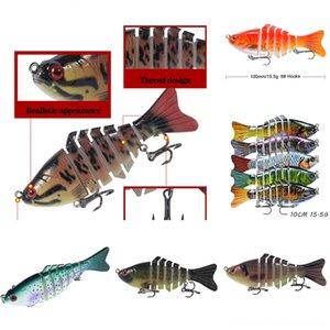 r13RY Luya bait small iron hook mini full metal lead fish 10cm * 15.5g blood tank plate long shot fake bait