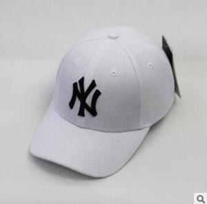 Berretto da baseball per bambini ricamo ny uomo e donna viaggio la papera anatra berretto curvo ea trapezio cappello parasole bambino