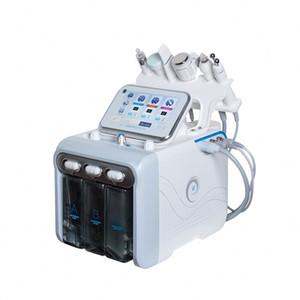 Top qualidade hidra facial máquina Hydra Dermoabrasão Bio-lifting Spa Facial Máquina Hydro Microdermoabrasão Facial Máquina RF pele rejuvenait