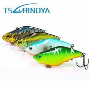 Tsurinoya 70mm 13.8 g VIB Fishing Lure Vibrotion 22 Hard Plastic Artificial Bait Free Shipping