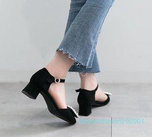 Women's high heel sandals Internet celebrity favorate beach sandals Flock upper rubber sole fashion designer sandals TY-87 d03