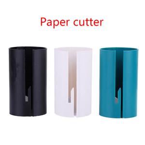 Бумага Cutter Обертывание Режущий инструмент Рождество рулона бумаги резак разрезает Префект Line Каждый раз, когда Xmas вечеринок
