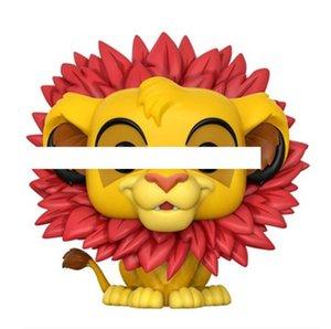 China funko POP Simba 302 Lion King Simba dolly hand orarments spot