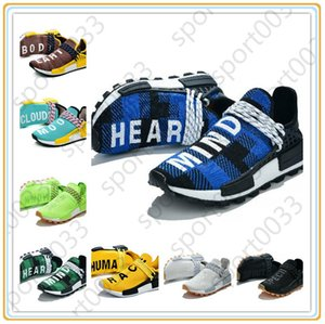 Pharrell shoes, Hu Know Soul Volt INFINITE SPECIES, SUN CALM, BREATHE THOUGHTS New Running Shoes, Men's and Women's exclusive footwear