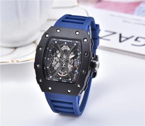 Новые мужские часы швейцарские часы черного цвета силиконовый ремешок Модельер Часы Спортивные кварцевые Military Аналоговые часы Relogio Мужчина для