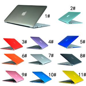 새로운 크리스탈 케이스 애플 맥북 에어 프로 레티 나 11 12 13 15 16 인치 케이스에 터치 바 A1932 새로운 프로 16 A2141 맥북 New15.4ProA1707와