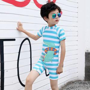 Swimsuit For Girls Kids 2020 Swimwear Children's Clothes Baby Bikini Child Children Boy Split Big Swimming Trunks Set Animal