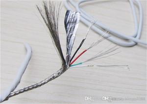 1M 3FT Datos de sincronización Cable USB Cable de carga Cargador Línea de cable con caja al por menor para teléfono móvil Tablet PC