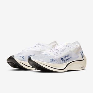 2020 Hot ZoomX Vaporfly NEXT BLUE RIBBON SPORTS Running shoes sales With Box men women Fastest Shoe Sport Shoe free shipping US4-US11