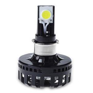 Custom 12v 24v 8 -36v Hi Lo Beam Car H4 Led Headlight Bulbs Motorcycle Driving Lights Led Cob Chips Head Lights