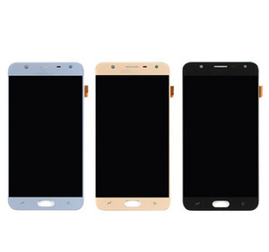 OLED 2018 J7 Ekran Samsung Galaxy Için J7 Lcd J7 Duo J720 Ekran Dokunmatik Ekran Digitizer Meclisi Ile