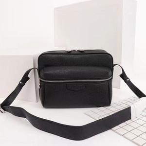 الرجال حقائب الكتف المصممين أكياس رسول حقيبة رحلة الشهيرة حقيبة crossbody نوعية جيدة بو الجلود خمسة ألوان نموذج M30233 M30243 m43