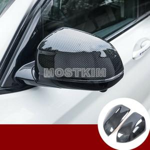 Карбоновая накладка на зеркало заднего вида для BMW X3 X4 G01 G02 2018-2019
