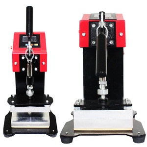 Colofonia de prensa de la máquina Extractor de aceite de colofonia neumáticos kits de prensa con placas de controlador dual calefacción todo en uno para el hogar herramienta que extrae la cera