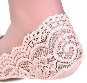 Womens Sock Female Home Antiskid Invisible Short Socks Slippers Shallow Summer No Show Socks For Women Lace Boat Socks 823629