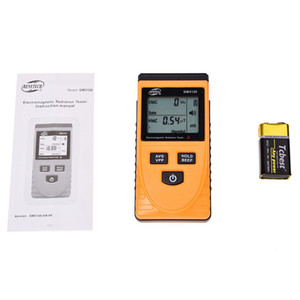 Freeshipping GM3120 Digital rivelatore di radiazione elettromagnetica Meter Dosimeter tester 1 ordine
