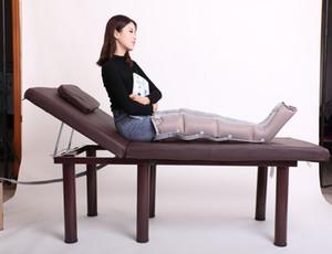 전문 pressotherapy 림프 배수 바디 쉐이핑 다리 마사지 양복 기계