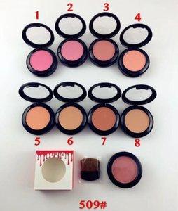 Epacket de livraison gratuite! Nouveau maquillage NO: 509 Journal de la Saint-Valentin Blush! 8 couleurs différentes 333