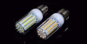 Nouvelle arrivée 102LED SMD 2835 E14 E27 G9 lampe LED de maïs LED ampoule 220 V 2835smd blanc chaud / lumière blanche, Livraison gratuite