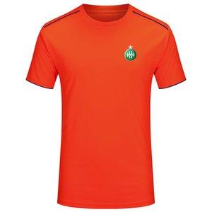 ASSE мужская футболка модный тренд футболки футбол Джерси с коротким рукавом футболка мужская спортивная футбольная рубашка поло печать мужская футболка