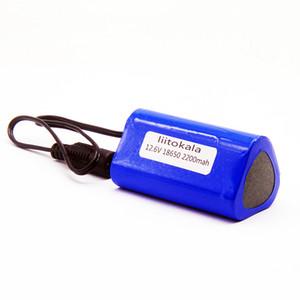 18650 Baterias de lítio recarregável 2200mAh Pack para CCTV Camera MID GPS