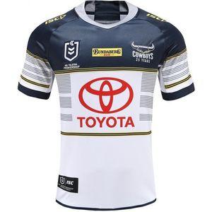 2020 North Queensland Cowboys adulti Super rugby Maglia Shirt Kit Maillot Camiseta Maglia Tops S-5XL Trikot Camisas