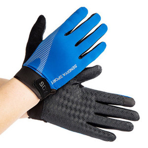 Work Gloves Full Finger Touch Screen Breathable Riding Safety Gloves Non-slip Anti-cut Men's and Women's Sport Work Protective