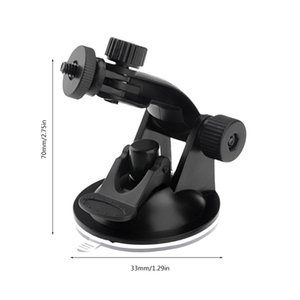 Sucker Suction Cup Action Camera Sport Cam Tripod Mount for Car Record Holder Stand Bracket for Gopro Hero 7 6 5
