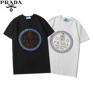 Luxo Mens Desgner Long Sleeve T Shirt Homens Mulheres Moda Hoodie Desgner impresso longo da luva Tamanho S-XXL # 89561