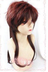 무료 배송 + 아이 팬텀 도둑 나카 모리 아오코 패션 코스프레 머리 가발