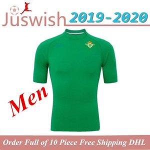 2019 2020 Royal Betis Commemorative Edition Soccer Jerseys 17 JOAQUIN camiseta de futbol 19 20 Mens Top Thailand football shirt