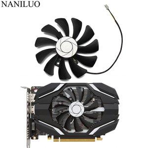 Fans & Cooling HA9010H12F-Z 85MM 0.57A 2Pin 1050 GPU Cooler Fan For MSI Geforce GTX 1050 2G GTX 1050Ti 4G OC Graphic