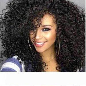 Nuove parrucche di tendenza intrecciato africano a buon mercato nero piccolo volume birichino esplosione di alta qualità parrucche sintetiche parrucche il trasporto libero