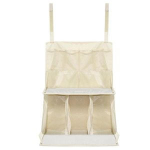 2Pcs Newborn Baby Crib Bed Hanging Bag Infant Bedside Nappy Diapers Organizer Bag Portable Children Bedding Cloth Storage Rack C