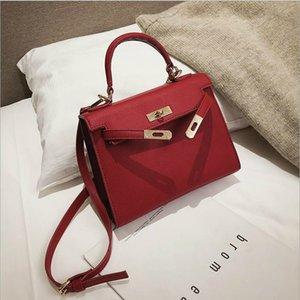 Designer bolsas Mulheres Luxo Messenger Bag Totes de bezerro mais rentável preços no mercado 21,5 centímetros Ampla # G95M