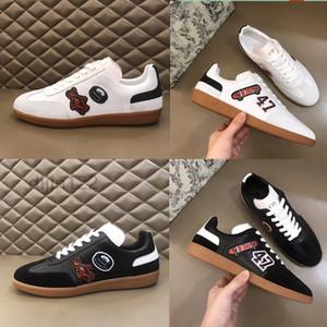 Yeni moda beyefendi lüks 2020 marka 20ssThe yıl designerMen rahat ayakkabı nakliye Free spor ayakkabı manuel eğlence gelişmiş