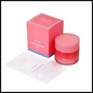 STOCK Laneige Special Care Lip Sleeping Mask Lip Balm Lipstick Moisturizing LZ Brand Lip Care Cosmetic 20g