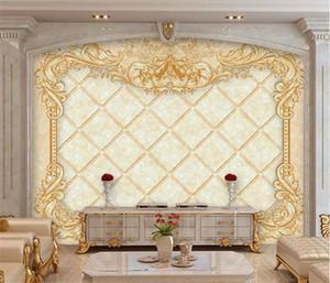 пользовательские Euporean картины Фрески обои 3d бумага стены фрески для гостиной Papel де Parede 3D фото обои