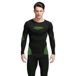 Inverno caldo Libero Abbigliamento Intimo Set termica Underwear Outdoor Sport invernali Trainning Esercizio degli insiemi Z4