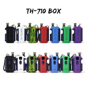 Orijinal Kangvape TH-710 Kutusu Mod Kiti E Sigara Kitleri 650 mAh Vape Modları Ön Isıtma VV Pil Ile 0.5 ml Vape Kartuşları 7 Renkler TH710