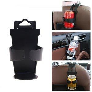 portavasos coche negro botella enlatados puerta del coche titular de la bebida reposacabezas uso de accesorios para vehículos automóviles de plástico ABS de producto 1427
